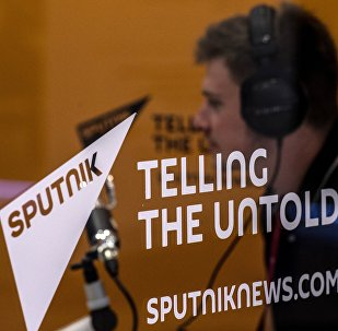 Sputnik радиосунун студиясы. Архив