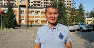 Президент Федерации кок-бору КР Жыргалбек Саматов. Архивное фото