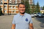 Көк бөрү федерациясынын вице-президенти Жыргалбек Саматов