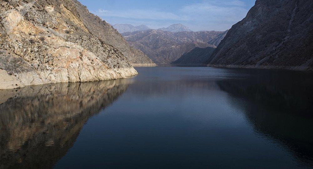 Река Нарын. Архивное фото