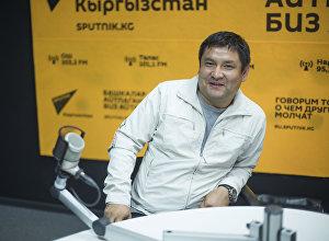 Саяпкер Мунарбек Кулданбаев маек учурунда