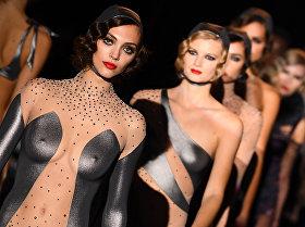 Неделя моды Mercedes-Benz Fashion Week Madrid