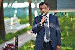 Бывший вице премьер-министр Кыргызстана Дуйшенбек Зилалиев. Архивное фото
