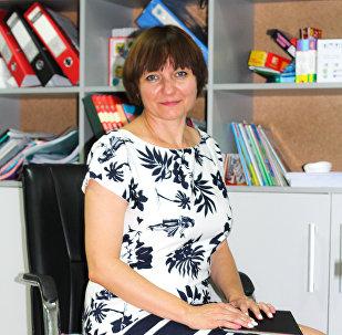 Психолог-консультант Светлана Нагорнова. Архивное фото
