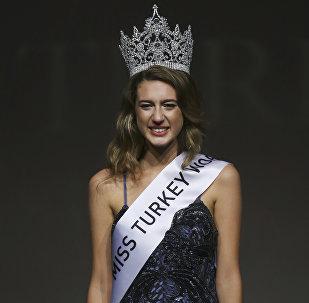 Победительница конкурса красоты Мисс Турция — 2017 Ытыр Эсен