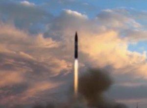 Иран провел испытания баллистической ракеты — видео
