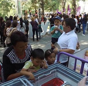 Яркие краски, улыбки и много мороженого — фестиваль в парке Ататюрка