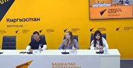 Дорожные и экологические проблемы обсудили в МПЦ Sputnik Кыргызстан