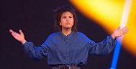 Ты супер! Танцы шоусуна Кыргызстандын атынан катышып жаткан Айдана Шатемирова