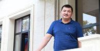 Кыргыз республикасынын Эмгек сиңирген артисти Бек Борбиев. Архив