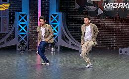 Близнецы-танцоры из КР вновь поразили жюри. На этот раз в Казахстане