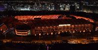 Ашхабаддагы стадион. Архивдик сүрөт