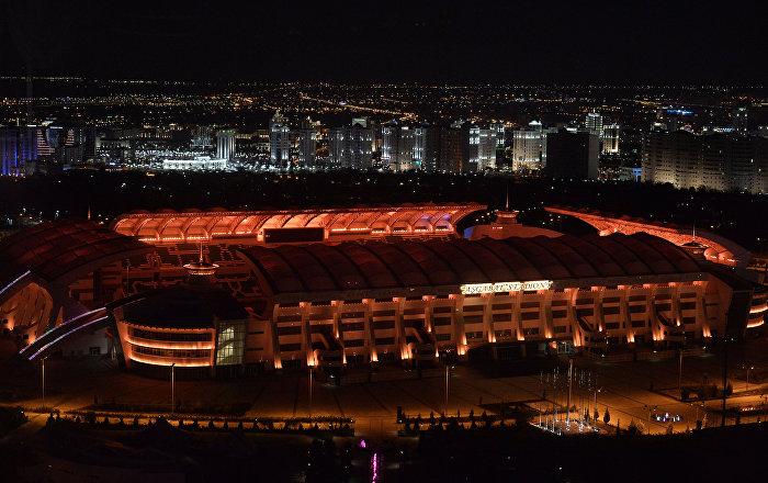 Стадион Ашхабад. Архивное фото