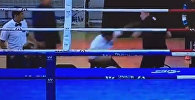 Боксер и его тренер избили рефери в Казахстане — видео инцидента