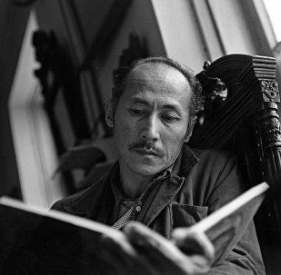 Советский и кыргызский актер кино, художник Суйменкул Чокморов