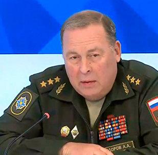 Генерал-полковник Анатолий Сидоров отметил, что на учениях применялся широкий спектр средств поражения, при этом присутствовавшие на них председатели парламентских комитетов не увидели никакой разницы в боевой подготовке военных