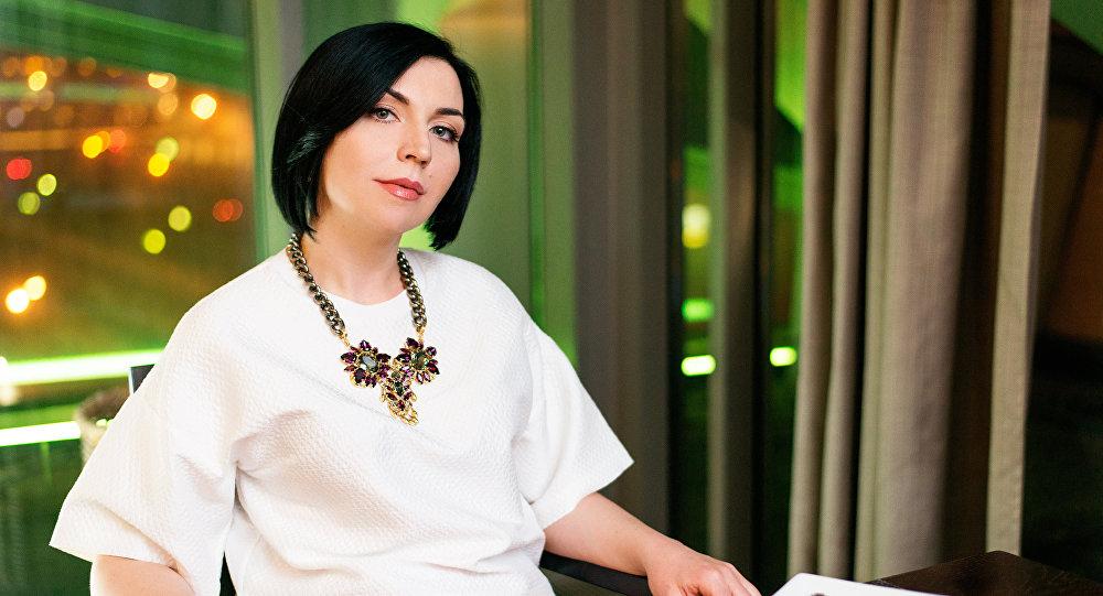 Елена Нагорнаянын архивдик сүрөтү