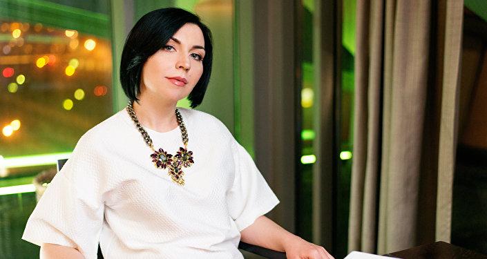 Гражданка РФ Елена Нагорная. Архивное фото