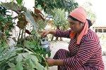 Алыскы Ноокендин Сары-Сыя айылында 31 жаштагы Лүтсия Эралиева аттуу азиз