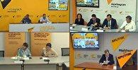 Развитие туризма обсудили в МПЦ Sputnik Кыргызстан