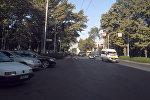 На пересечении проспекта Эркиндик и улицы Киевской в Бишкеке. Архивное фото