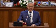 Бир Бол фракциясынын депутаты Кубанычбек Жумалиевдин архивдик сүрөтү