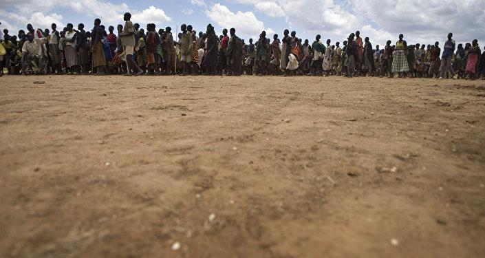 Уганда. Архив