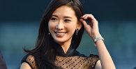 Тайвандык белгилүү актриса жана модель Линь Чилин