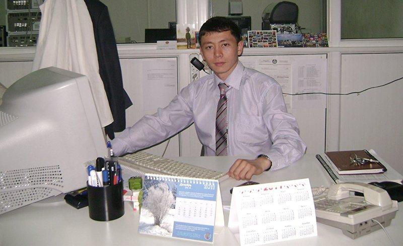 Научный сотрудник университета Манас, специалист по технологии приготовления пищи Айбек Бодошов