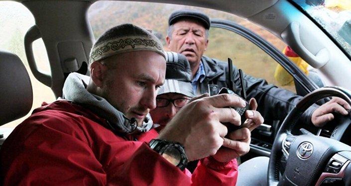 29 сентября в 13.30 на перевале Котормо россияне с помощью дрона обнаружили тело туристки из Израиля Хиллы Ливне