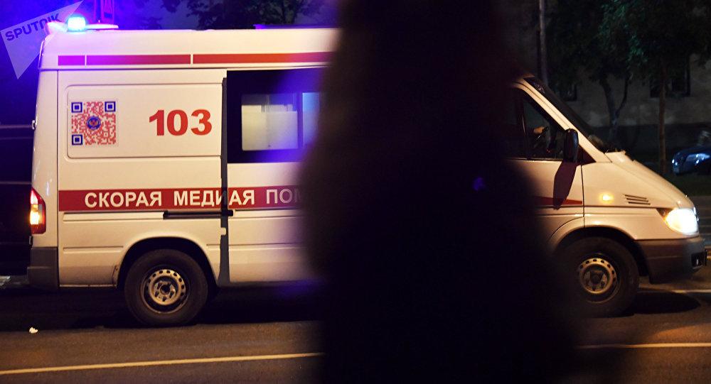 ВИссык-Кульской области машина скорой помощи угодила вДТП, погибли 4 человека