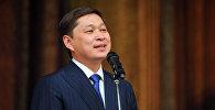 Официальный визит премьер-министра КР Сапара Исакова