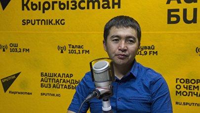 Жаштар иши, дене тарбия жана спорт агенттигинин маалымат катчысы Нурдин Султамбаев