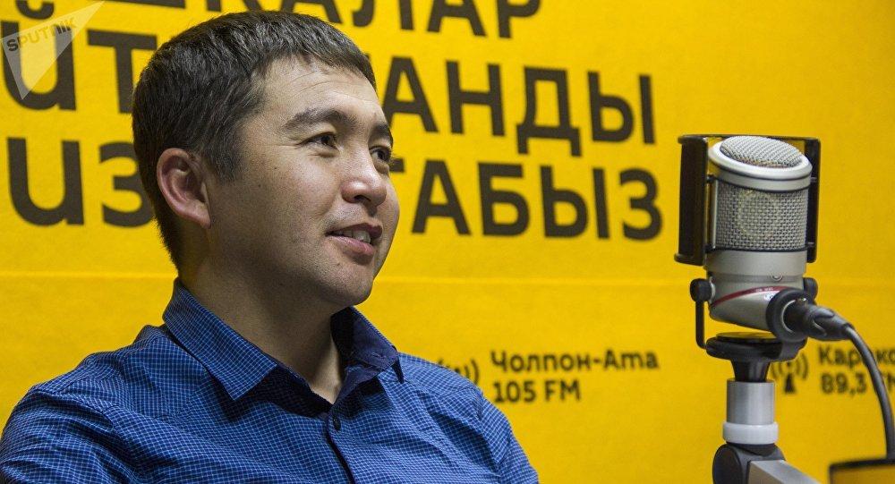 Жаштар иши, дене тарбия жана спорт агенттигинин мурдагы маалымат катчысы Нурдин Султамбаев