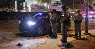 Лас Вегастага атышуу болгон жердеги полиция кызматкерлери