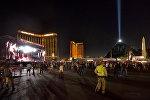Стрельба у казино в Лас-Вегасе