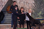 Морского котика награди за помощь в поимке преступника в дельфинарии Петербурга