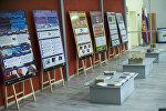 На факультете архитектуры, дизайна и строительства Кыргызско-Российского Славянского университета открылся демонстрационно-технологический центр SMART BUILD