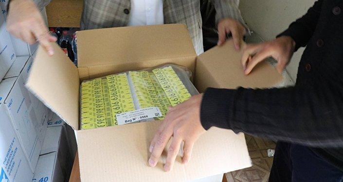Маалыматка карганда, Россия тарап Кыргызстанга 4 миллион 900 миң долларлык жардам көрсөтүүдө.