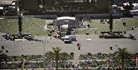 Музыкальный фестиваль возле курорта Мандалай-Бей и казино на Лас-Вегас-Стрип в Лас-Вегасе. Архивное фото