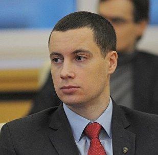 Эксперт по проблемам Центральной Азии РИСИ Дмитрий Попов. Архивное фото