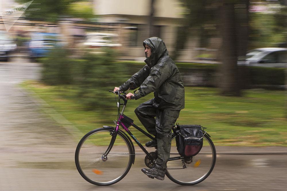 Погода в Бишкеке