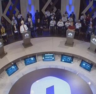 Теледебаты кандидатов в президенты Кыргызстана — день второй. Трансляция