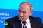 Путин рассказал анекдот про израильского солдата — видео