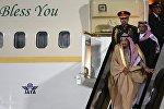 Сауд Аравия королу Сальман бен Абдель Азиз аль Сауд сапары менен Москвага келге