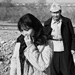 Актриса Наталья Аринбасарова Биринчи мугалимде башкы каарман Алтынайдын образында