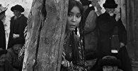 Актриса Наталья Аринбасарова Алтынай фильминде. Архивдик сүрөт