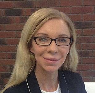 Специалист по международному праву Мария Ярмуш. Архивное фото
