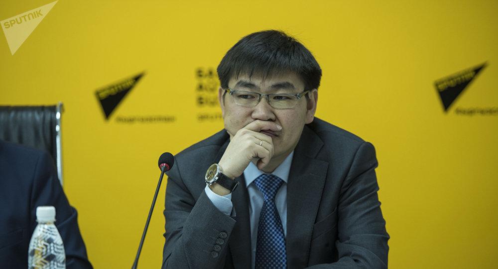 Газпром Кыргызстан ишканасынын директорунун кеңешчиси Арзымат Алдаяров