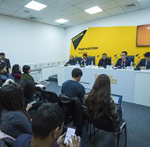 Пресс-конференция Какими будут тарифы во время отопительного сезона в Бишкеке